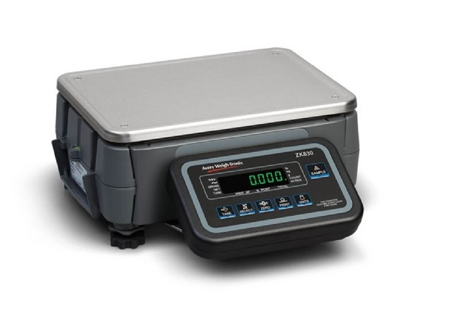 Conveyor scales, printers and scanners, and balance scales